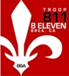 Boy Scout Troop 811 – Brea, CA