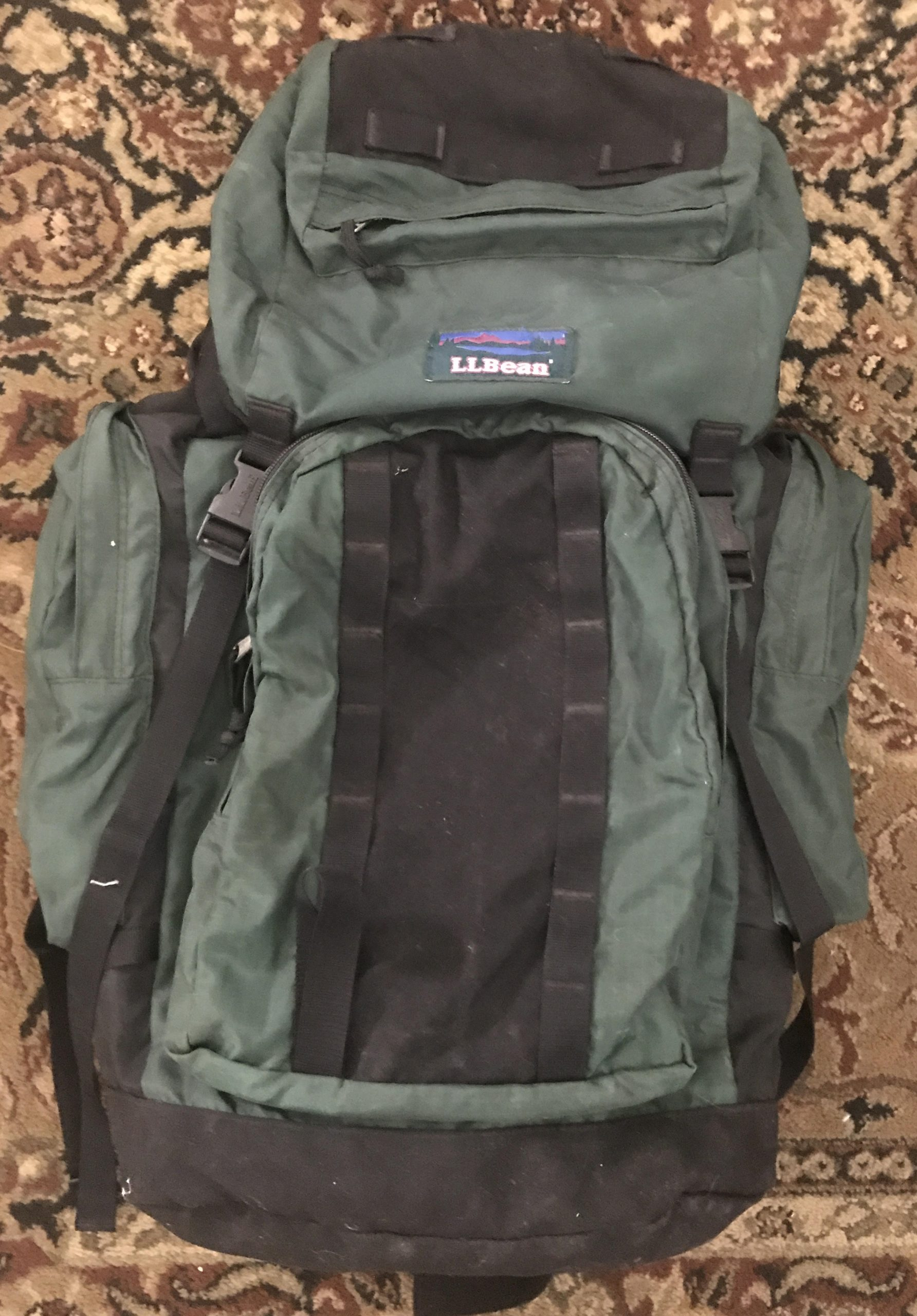 LL Bean Large Backpack